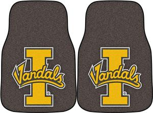 Fan Mats University of Idaho Carpet Car Mat