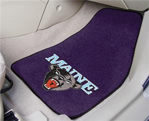 Fan Mats University of Maine Carpet Car Mat