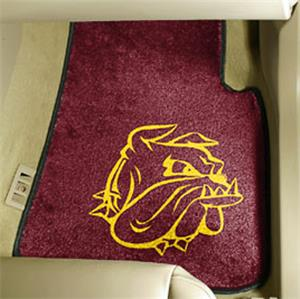 Fan Mats Minnesota-Duluth Carpet Car Mats (set)