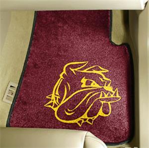 Fan Mats Minnesota-Duluth Carpet Car Mats (set)