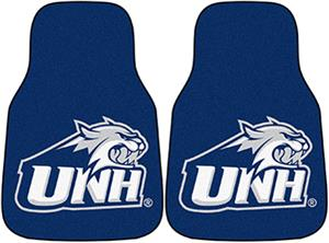 Fan Mats NCAA New Hampshire Carpet Car Mat
