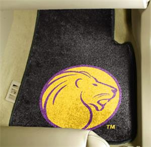 Fan Mats Univ. of North Alabama Carpet Car Mat