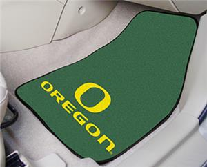 Fan Mats University of Oregon Carpet Car Mat