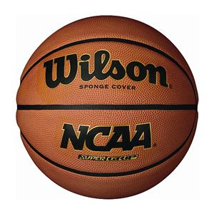 Wilson NCAA Super Grip Basketballs (SET OF 6)