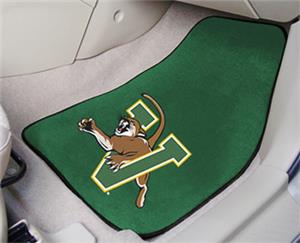 Fan Mats University of Vermont Carpet Car Mat