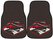 Fan Mats NCAA Univ of Nevada Carpet Car Mats (set)