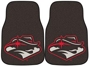 Fan Mats Univ. of Nevada-Las Vegas Carpet Car Mat