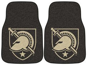 Fan Mats US Military Academy Carpet Car Mats 2PC