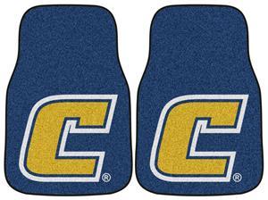 Fan Mats Univ Tennessee Chattanooga Carpet Car Mat