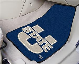 Fan Mats Utah State Univ Carpet Car Mats (set)