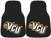 Fan Mats Virginia Univ Carpet Car Mats (set)