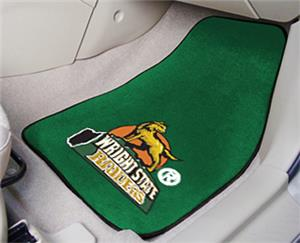 Fan Mats Wright State University Carpet Car Mat