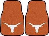 Fan Mats Univ of Texas Carpet Car Mats (set)