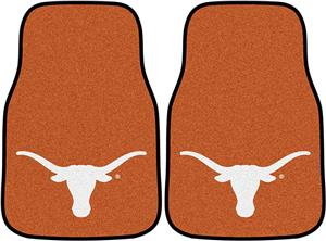 Fan Mats University of Texas Carpet Car Mat