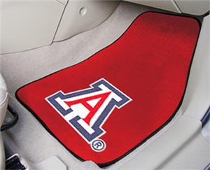 Fan Mats University of Arizona Carpet Car Mat