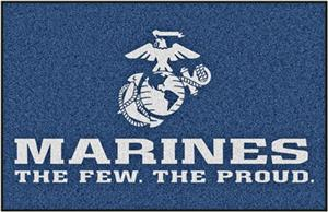 Fan Mats US Marines Starter Mat
