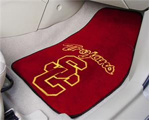Fan Mats Southern California Carpet Car Mats (set)