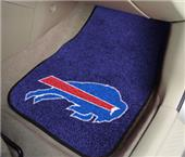 Fan Mats Buffalo Bills Carpet Car Mats (set)