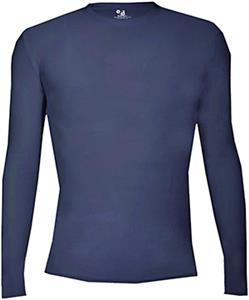Badger Sport Pro Compression Long Sleeve Crew