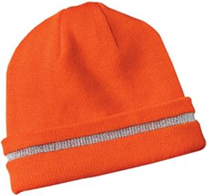 CornerStone Enhanced Visibility Reflective Beanie