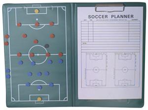 Goal Sporting Goods Magnetic Soccer Clipboards