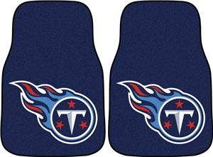 Fan Mats Tennessee Titans Carpet Car Mat