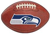 Fan Mats Seattle Seahawks Football Mat
