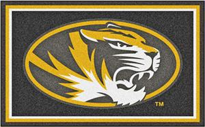 Fan Mats University of Missouri 4x6 Rug