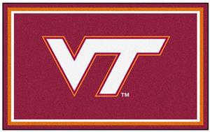 Fan Mats Virginia Tech 4x6 Rug
