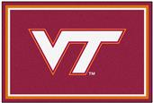 Fan Mats Virginia Tech 5x8 Rug