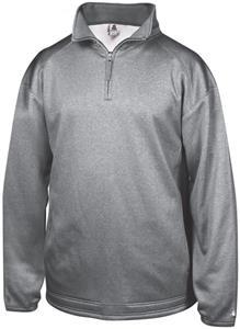 Badger Sport Pro Fleece Quarter Zip Pullover
