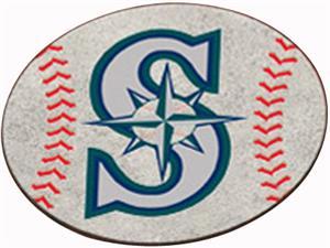 Fan Mats Seattle Mariners Baseball Mat