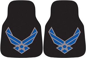 Fan Mats United States Air Force Carpet Car Mat