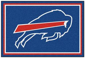 Fan Mats Buffalo Bills 5x8 Rug