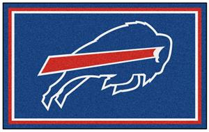 Fan Mats Buffalo Bills 4x6 Rug