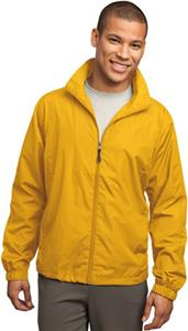 Sport-Tek Mens Full-Zip Wind Jacket