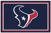 Fan Mats NFL Houston Texans 4x6 Rug