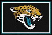 Fan Mats Jacksonville Jaguars 5x8 Rug