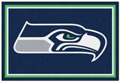 Fan Mats NFL Seattle Seahawks 5x8 Rug