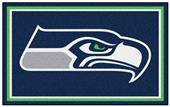 Fan Mats NFL Seattle Seahawks 4x6 Rug