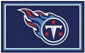 Fan Mats NFL Tennessee Titans 4x6 Rug