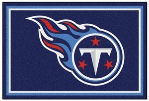 Fan Mats NFL Tennessee Titans 5x8 Rug