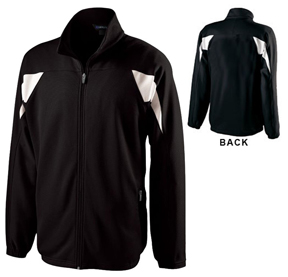 Holloway Impact EV-Tec Polyester Warm Up Jacket CO