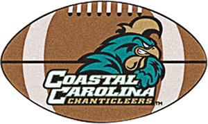 Fan Mats Coastal Carolina Football Mat