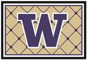 Fan Mats NCAA University of Washington 5x8 Rug