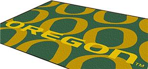 Fan Mats University of Oregon 4x6 Rug