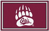 Fan Mats NCAA University of Montana 4x6 Rug