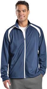 Sport-Tek Mens Tricot Track Jacket
