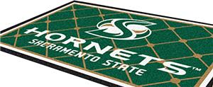 Fan Mats Cal State - Sacramento 5x8 Rug