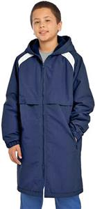 Sport-Tek Youth Youth Long Team Parka